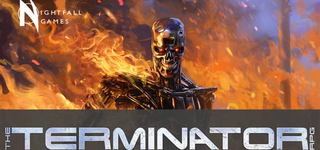 ターミネーターのTRPG「The Terminator RPG」の制作・販売が決定